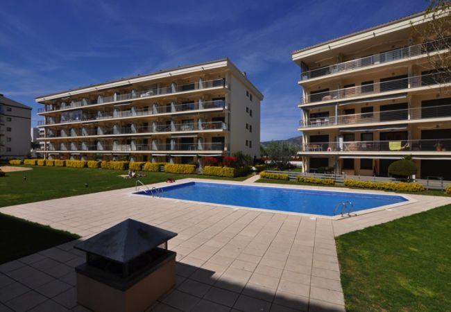 Apartamento en Rosas / Roses - 1007 MILENI 50m Playa