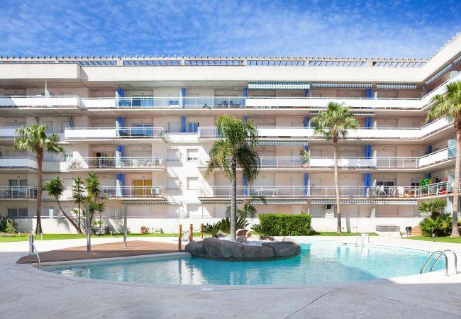 Apartamento en Rosas / Roses - ISAR14-APARTAMENTO CON GRAN TERRAZA