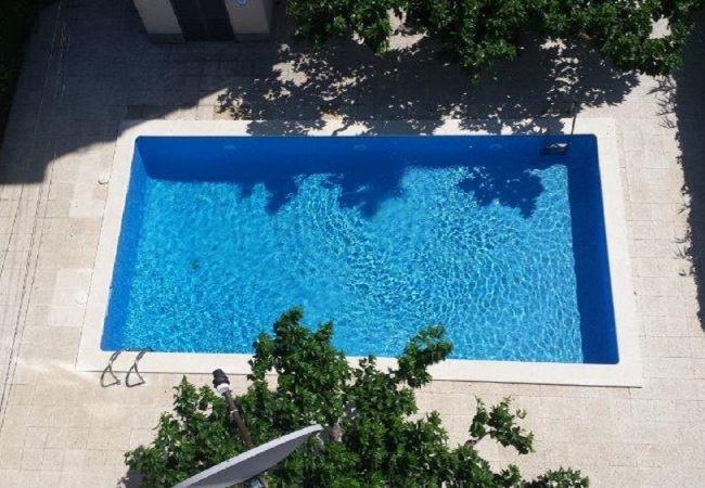 Apartamento en Rosas / Roses - ISAR25-Apartamento con piscina comunitaria